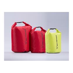 SW-Motech Drypack Packsack-Set - 4/8/13 l. Gelb/Rot. Wasserdicht., gelb