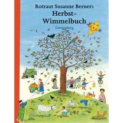 Wimmelbuch - Herbst