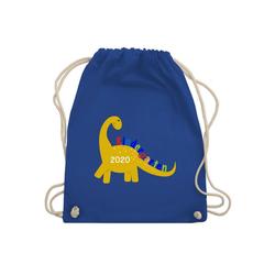 Shirtracer Turnbeutel Kindergarten 2021 -Dino - Kindergarten - Turnbeutel - Jutebeutel & Taschen, turnbeutel kindergarten