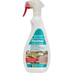 HOTREGA® Flechtex Flechtenentferner, Reiniger zur Entfernung Flechten von Steinoberflächen aller Art, 750 ml - Flasche