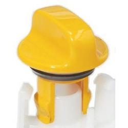 Thetford Schieberknauf gelb für C200 inkl. Dichtung