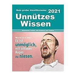 Unnützes Wissen 2021