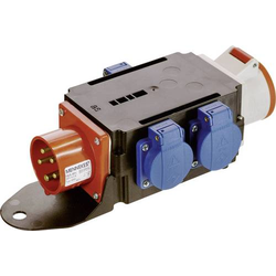 As - Schwabe CEE Stromverteiler MIXO Adapter BRIGACH 60520 400V 16A