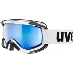 Uvex Sioux Skibrillen, zwart-wit, Eén maat