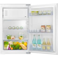 Samsung Einbaukühlschrank, 87,1 cm hoch, 54,0 cm breit, Kühlschrank, 83536213-0 weiß Rechtsanschlag weiß