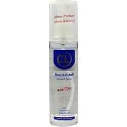 DEO KRISTALL Mineral Spray 75 ml