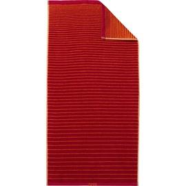 Esprit Grade Handtuch (2x50x100cm) raspberry