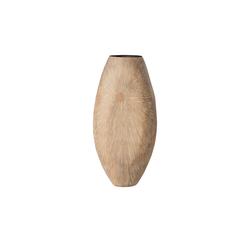Deko Vase  Modern ¦ braun ¦ Maße (cm): B: 22 H: 45 T: 9,5