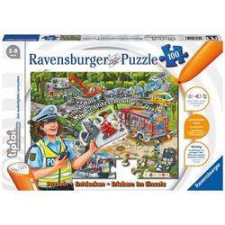 Ravensburger tiptoi® Puzzle Im Einsatz 00554