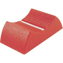 Cliff CP3360 Schiebeknopf Rot (L x B x H) 27 x 16 x 7mm