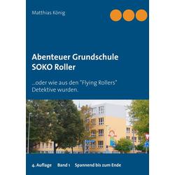 Abenteuer Grundschule als Buch von Matthias König