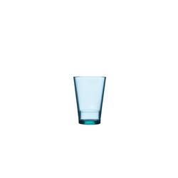Mepal Becher Kunststoff Becher Kunststoffglas Flow (1-tlg), Kunststoff grün