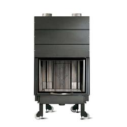 La Nordica Kamineinsatz   Monoblocco Ghisa 750 Ironker Piano   13 kW