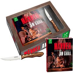 HEEL Verlag Buch Männer am Grill und Messer (Set)