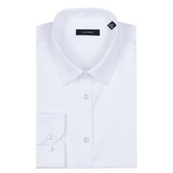 Lavard Klassisches weißes Herrenhemd 91097