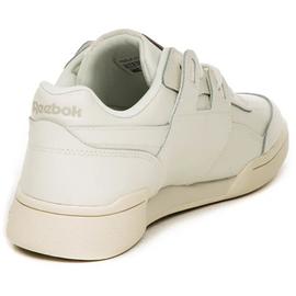 Reebok Workout Lo Plus chalk/weathered white 36