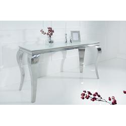 riess-ambiente Konsolentisch MODERN BAROCK 140cm weiß