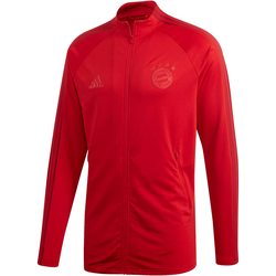 adidas FC Bayern Trainingsjacke Herren in fcb true red, Größe S fcb true red S