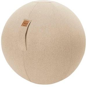 SITTING BALL FELT Sitzball beige 65,0 cm