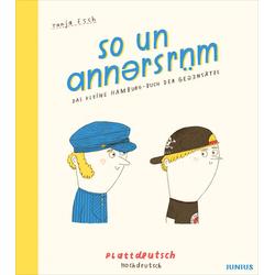 so un annersrüm als Buch von Tanja Esch