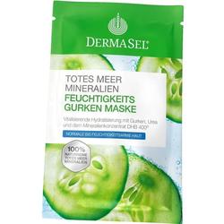 DermaSel Maske Feuchtigkeit Spa