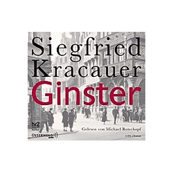 Ginster  4 Audio-CDs - Hörbuch