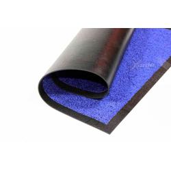 Teppich EMCO Teppichmatte IMAGE blau i200 Fußmatte Eingangsmatte Sauberlaufmatte Türmatte, Emco, Höhe 1.4 mm