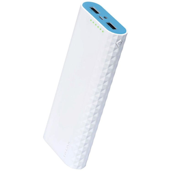 Powerbank TL-PB15600 zum Aufladen externer Geräte mit 15.600 mAh, 2 x 2,4 A USB Ausgang