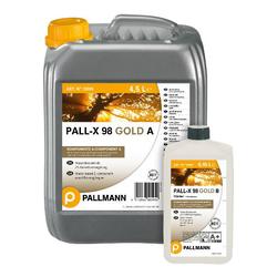 Palmann PALL-X 98 GOLD matt 2K-Parkettversiegelung 4.95L