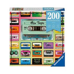 Ravensburger Puzzle Puzzle Mix Tape, 200 Teile, Puzzleteile