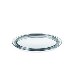 LEONARDO Tortenplatte Tortenplatte Ciao, Glas, (1-tlg)