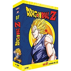 Dragonball Z - Box 7 - DVD  Filme