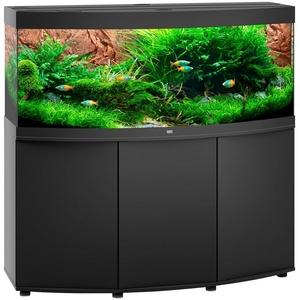JUWEL AQUARIEN Aquarien-Set Vision 450 LED, BxTxH: 151x61x144 cm, 450 l schwarz