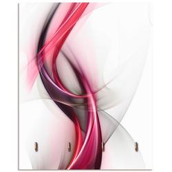 Artland Schlüsselbrett Ideen 20 cm x 25 cm x 1,6 cm