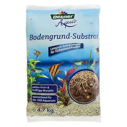 Dehner Aquariensand Aqua Bodengrund-Substrat, naturfarben