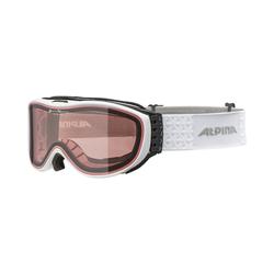 Alpina Sports Skibrille Skibrille Challenge white QV