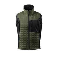 MASCOT® unisex Thermoweste CLIMASCOT grün Größe 4XL