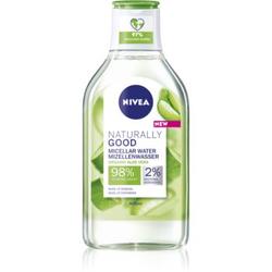 Nivea Naturally Good Mizellenwasser mit Aloe Vera 400 ml
