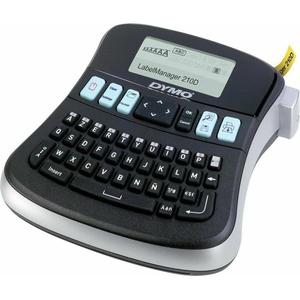 Dymo 210D Beschriftungsgerät Label ManagerPrinter Gerät S0784470 D1 6 9 12mm NEU