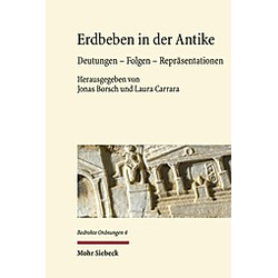 Erdbeben in der Antike - Buch
