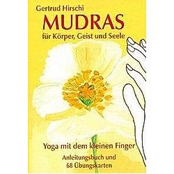 Mudras für Körper, Geist und Seele, Meditationskarten