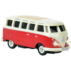 CARSON Spielzeug-Auto Carson 1:87 VW T1 Samba Bus 2.4G 100% RTR