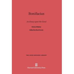 Bonifacius als Buch von Cotton Mather