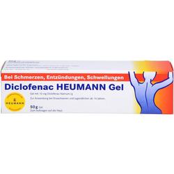 DICLOFENAC Heumann Gel 50 g