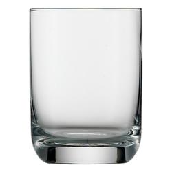 Stölzle Glas CLASSIC long life, Kristallglas, Saftglas, 170 ml, 6-teilig weiß
