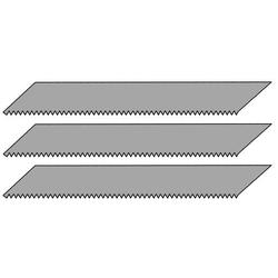 Donau Elektronik 3 Sägeblätter für Designermesser MS03 Sägeblatt