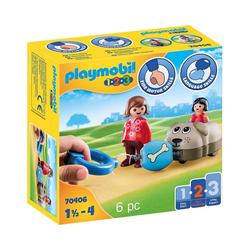 Playmobil® Spielfigur PLAYMOBIL® 70406 Mein Schiebehund