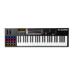 M-Audio Code 49 Black USB-Midi Controller