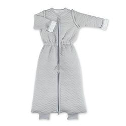 Schlafsack 9-24 Monate Quilted tog 1.5 Babyschlafsäcke grau Gr. one size