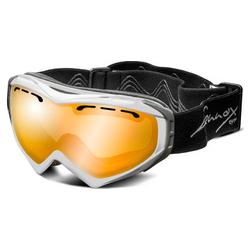 Lennox Eyewear Sports Skibrille 167 weiß Skibrille